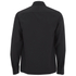 Wood Wood Men's Phillip Quarter Zip Top - Black: Image 2