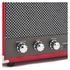 GPO Retro Westwood Bluetooth Speaker - Red: Image 4