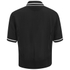 rag & bone Women's Dana Polo Shirt - Black: Image 2