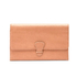 Aspinal of London Travel Wallet - Classic - Deer Brown: Image 1