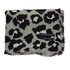 Maison Scotch Women's Lightweight Wool Scarf - Leopard: Image 2