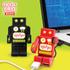 Robohub 2000 USB Hub - Black: Image 3