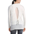 BOSS Orange Women's Tabow Long Sleeve Top - Natural: Image 3