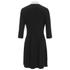 HUGO Women's Kalula Shift Dress - Black: Image 3