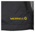 Merrell Capra Wind Shell Jacket - Black/Sidewalk: Image 3