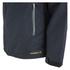 Merrell Capra Shell Jacket - Black/Sulphur: Image 4