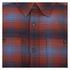 Merrell Subpolar Flannel Shirt - Dark Rust: Image 3