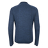 Merrell Fraxion Balaclava Half Zip Top - Legion Blue Heather: Image 2