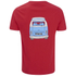 Salvage Men's Campervan T-Shirt - Red: Image 2