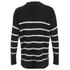 Polo Ralph Lauren Women's Dolman Sweatshirt - Black/White: Image 2