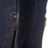 Polo Ralph Lauren Women's Moto Denim Jeans - Prospector Wash: Image 5