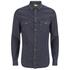 Selected Homme Men's Movie Shirt - Black: Image 1