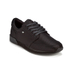 Boxfresh Men's Struct Ripstop Low Top Trainers - Black: Image 4