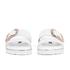 Senso Women's Kada Leather Double Strap Sandals - Ice: Image 4