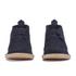 Jack & Jones Men's Gobi Suede Chukka Boots - Navy Blazer: Image 4