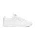 Jack & Jones Men's Bane PU Trainers - White: Image 1