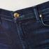 J Brand Women's 23110 Maria High Rise Blue Blend Skinny Jeans - Fix: Image 4