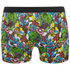 Marvel Men's 2 Pack All Over Print Boxers - Black: Image 5