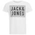 Jack & Jones Men's Rider T-Shirt - White: Image 1