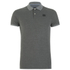 Jack & Jones Men's Part Polo Shirt - Grey Melange: Image 1
