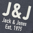 Jack & Jones Men's Moss Polo Shirt - Navy Blazer: Image 3