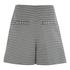 Sportmax Code Women's Canasta Shorts - Black/White: Image 2