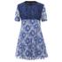 Sportmax Code Women's Kiku Mini Dress - Navy: Image 1