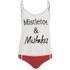 MINKPINK Women's Mistletoe and Mistakes Pyjama Set - Multi: Image 1