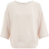 Selected Femme Women's Givenna 3/4 Top - Silver Peony: Image 1