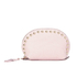Rebecca Minkoff Women's Dome Pouch Cosmetic Case with Studs - Baby Pink: Image 1