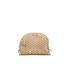 Loeffler Randall Women's Small Perforated Cosmetic Bag - Nude: Image 1