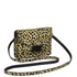 Loeffler Randall Women's Baby Rider Cross Body Bag - Leopard: Image 2