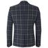 Vivienne Westwood MAN Men's Tea Wool Tartan Waiscoat Jacket - Navy: Image 2