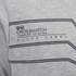 Crosshatch Men's Pegasus Print T-Shirt - Grey Marl: Image 5