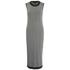 rag & bone Women's Leila Dress - Black: Image 1