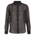 Marc by Marc Jacobs Women's Cherry Pindot Voile Shirt - Black: Image 1