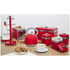 Swan SK261020RN Dome Kettle - Red - 1.8L: Image 2