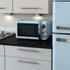 Swan SM22030BLN Digital Microwave - Blue - 800W: Image 4