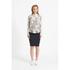 Samsoe & Samsoe Women's Molly Aop Shirt - Thrill Grey: Image 2