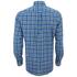 GANT Men's Matchpoint Poplin Check Shirt - Kelly Green: Image 2