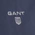 GANT Men's Smash Zipped Jacket - Marine: Image 3