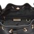 Dune Dollianna Duffle Bag - Black: Image 4