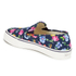 Polo Ralph Lauren Men's Mytton-Ne Slip on Trainers - Navy/Floral: Image 4