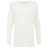 Selected Femme Women's Laua Knitted Pullover - Snow White: Image 1