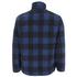 Our Legacy Men's Funnel Neck Jacket - Polarfleece Check: Image 2