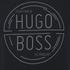 BOSS Green Men's Tee 1 Logo T-Shirt - Black: Image 3