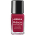 Jessica Nails Cosmetics Phenom Nail Varnish - Parisian Passion (15ml): Image 1