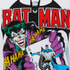 DC Comics Men's Batman Joker's Back in Town T-Shirt - White: Image 5