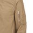 Universal Works Men's MA1 Idra Nylon Jacket - Camel: Image 3