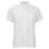 Universal Works Men's Seersucker Short Sleeve Shirt - White: Image 1